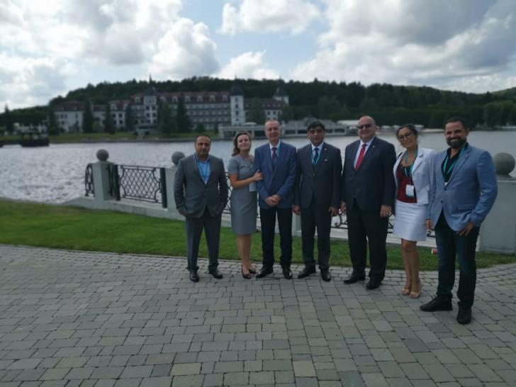 Azərbaycan 1-ci Ukrayna Sağlamlıq Turizm Forumunda iştirak edir