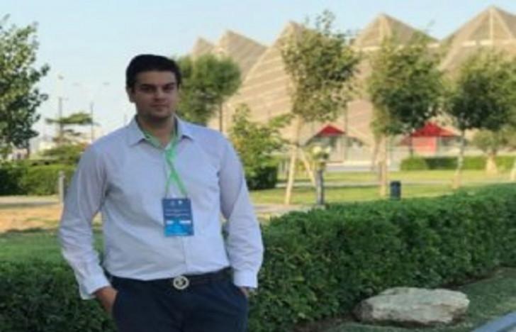 Ermənistan diplomatları Azərbaycanın gənclər təşkilatının rəhbərinə hücum etdi