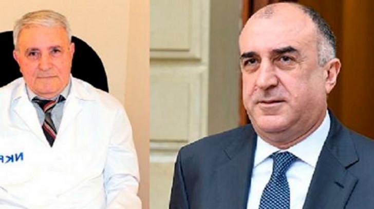 Azərbaycanlı nazirin atası 50 ildir eyni vəzifədə işləyirmiş –