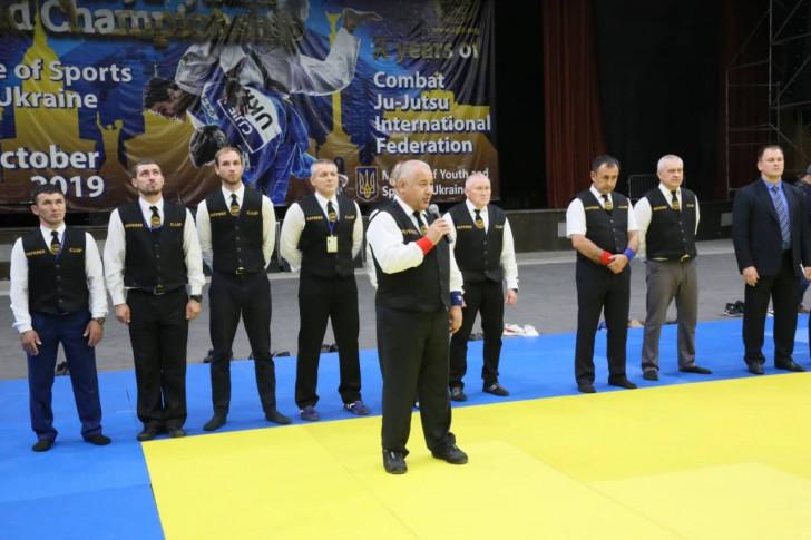 Avrasiya Kombat Ciu-Citsu Federasiyasının rəhbərliyi beynəlxalq konfransda iştirak ediblər -