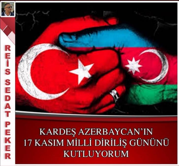 Məşhur türk iş adamı Azərbaycanı Dirçəliş Günü münasibəti ilə təbrik etdi -