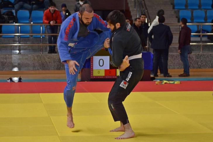 Braziliya Cui-Citsu üzrə Azərbaycan birinciliyi və çempionatı keçirilib -