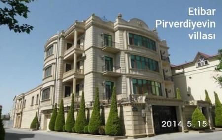 Etibar Pirverdiyevin xanımının Gürcüstanda biznesi üzə çıxdı -